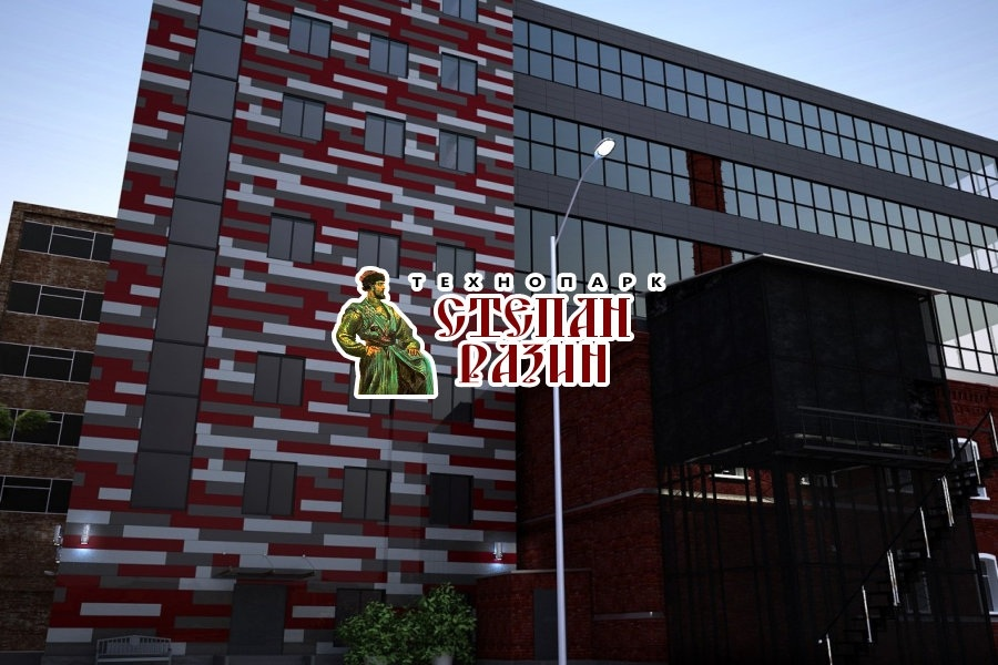 <span>Веб-дизайн</span>Teхнопарк «Степан Разин»