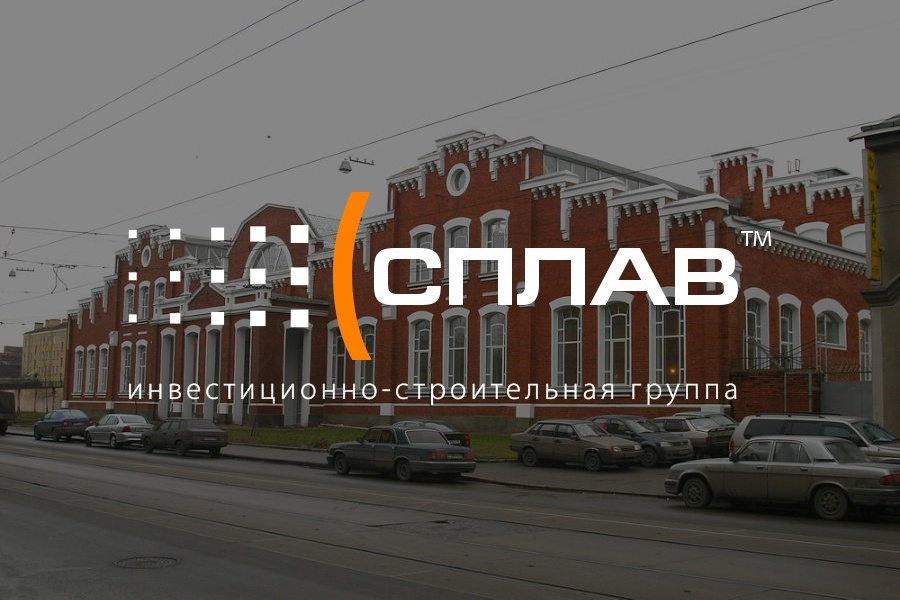 <span>Веб-дизайн</span>Инвестиционно-строительная группа «СПЛАВ»